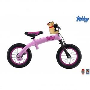 Беговел-велосипед (2 в 1) Hobby Bike (pink)