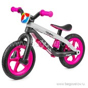 Беговел Chillafish BMXie-RS (розовый)
