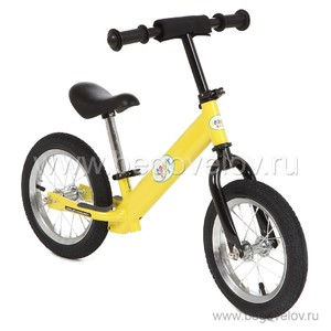 Беговел Leader Kids 336 (Желтый)