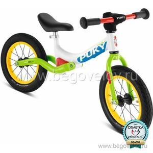 Беговел Puky LR Ride (white/kiwi)