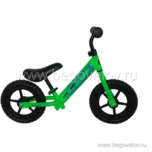Беговел Slider IT101770 EVA 12 (зеленый)