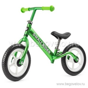 Беговел Small Rider Foot Racer Light (зеленый)