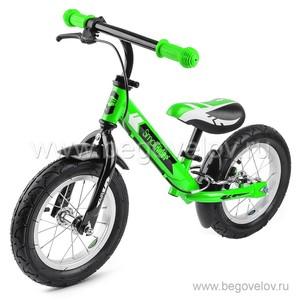 Беговел Small Rider Roadster AIR (зеленый)