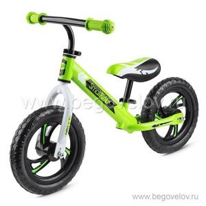 Беговел Small Rider Roadster EVA (зеленый)
