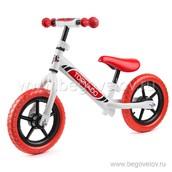 Беговел Small Rider Tornado (бело-красный)