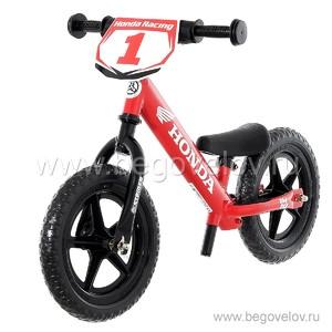 "Беговел Strider 12"" Sport Honda 2016 (красный)"