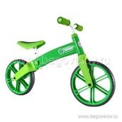 Беговел Y-Volution Velo Balance (зеленый)