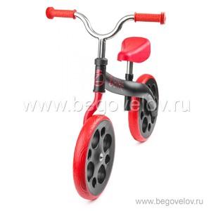 Беговел Zycom Zbike (черный/красный)