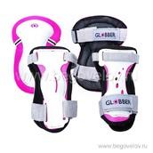 Комплект защиты Globber Junior Deep Pink