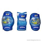 Комплект защиты Vinca Sport (голубой)