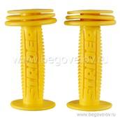 Рулевые накладки Strider (желтые)