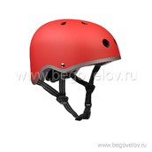 Шлем Micro (красный матовый) M