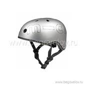 Шлем Micro (металлик) L