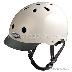 Шлем Nutcase Street Helmet Cream-S