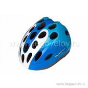 Шлем Runbike Inmold M (голубой)