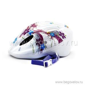 Шлем Vinca Sport S (цветы)