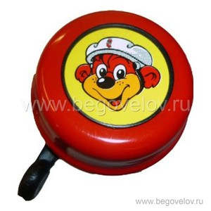 Звонок Puky G22 (red)